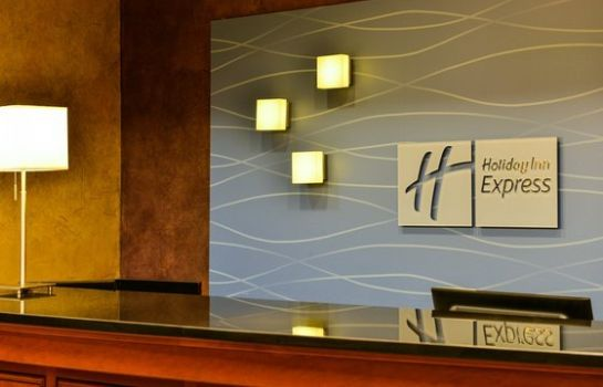Hol hotelowy Holiday Inn Express VANCOUVER NORTH - SALMON CREEK