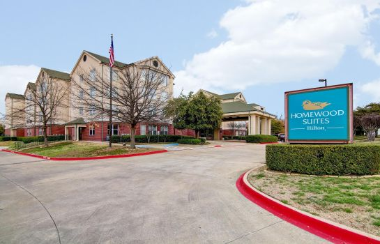 Außenansicht Homewood Suites by Hilton Dallas-Plano TX