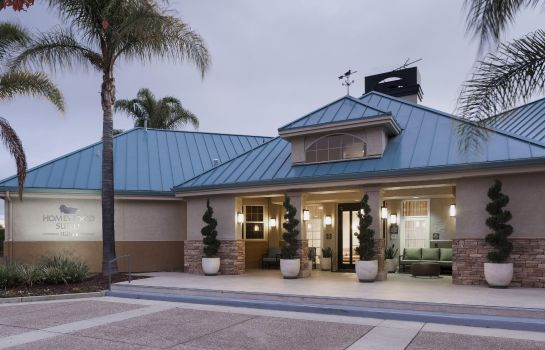 Buitenaanzicht Homewood Suites by Hilton San Jose Airport-Silicon Valley