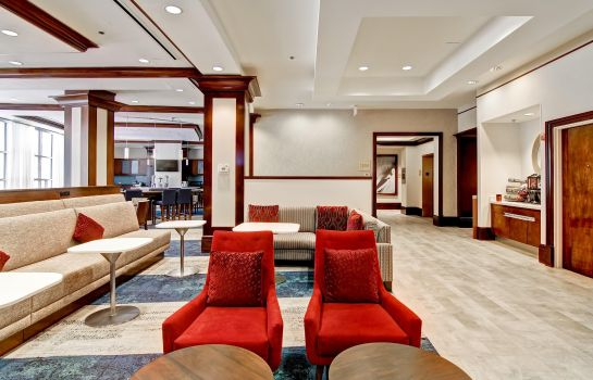 Hotelhalle Homewood Suites Washington DC Downtown