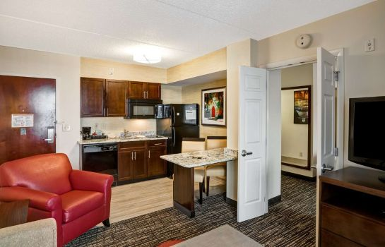 Zimmer Homewood Suites Washington DC Downtown