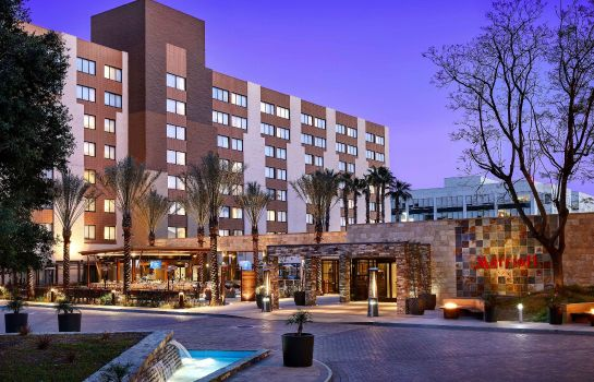 Außenansicht Los Angeles Marriott Burbank Airport