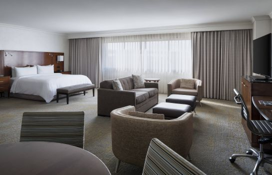 Suite Los Angeles Marriott Burbank Airport
