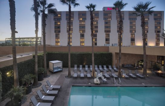 Zimmer Los Angeles Marriott Burbank Airport