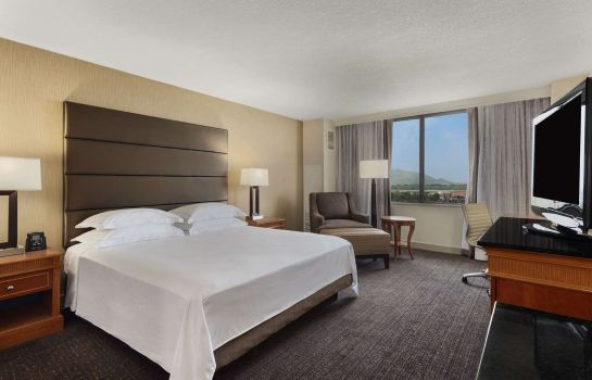 Chambre Hilton Salt Lake City Center