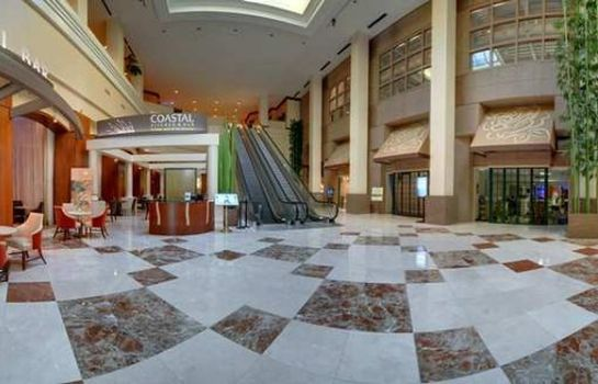 Hotelhalle Hilton Charlotte Center City
