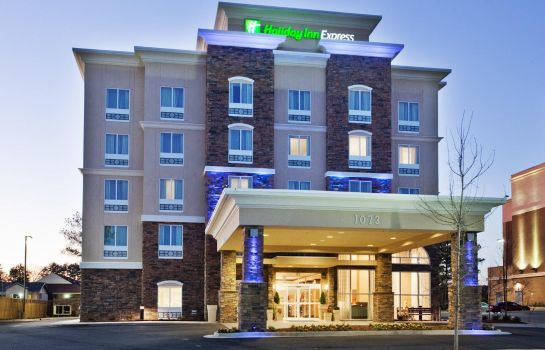Außenansicht Holiday Inn Express AUGUSTA NORTH - GA
