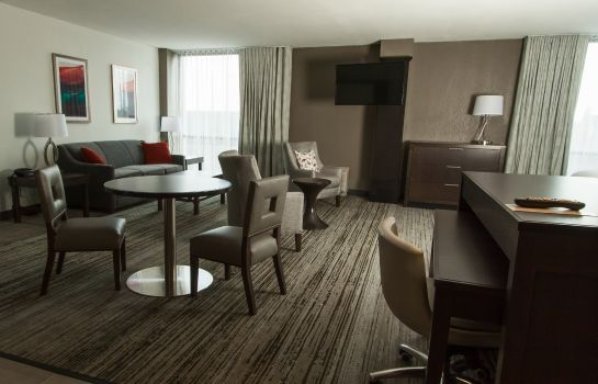 Chambre Holiday Inn ALEXANDRIA - DOWNTOWN