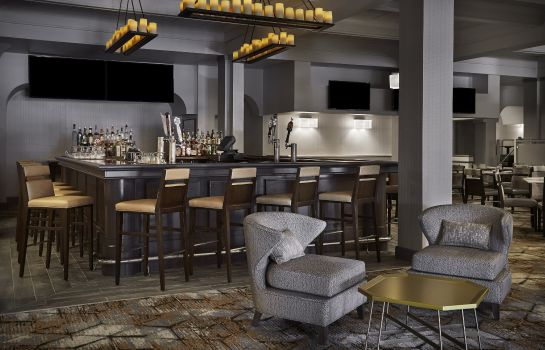 Bar hotelowy Holiday Inn & Suites ALEXANDRIA - OLD TOWN