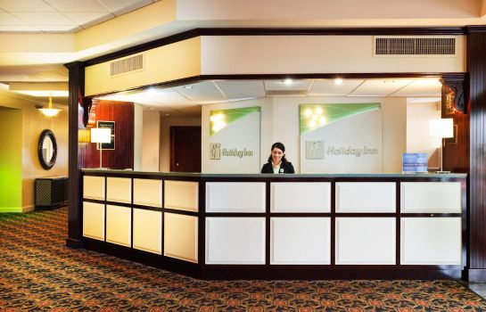 Hotelhalle Holiday Inn CHARLOTTE-AIRPORT CONF CTR