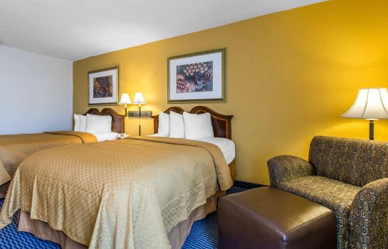 Chambre double (confort) Quality Inn