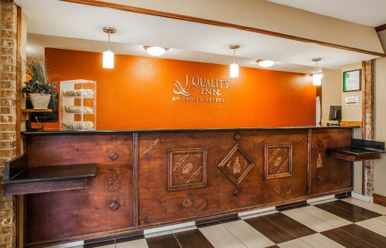 Hol hotelowy Quality Inn Fort Dodge