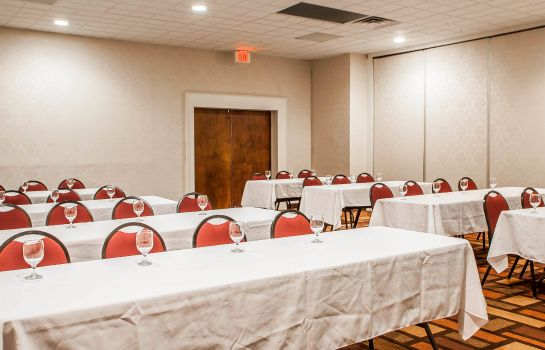 Sala konferencyjna Quality Inn Fort Dodge