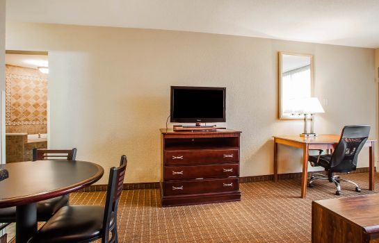 Pokój Quality Inn Fort Dodge