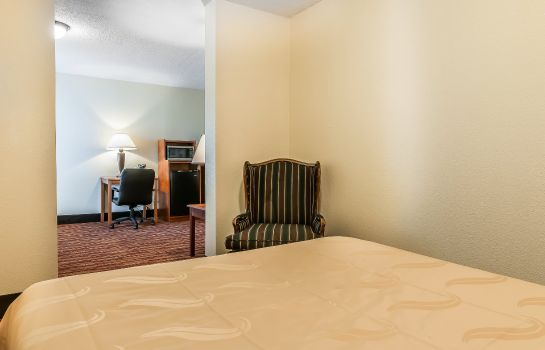 Suite Quality Inn Gallipolis