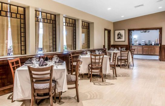 Restaurante Clarion Inn New London - Mystic