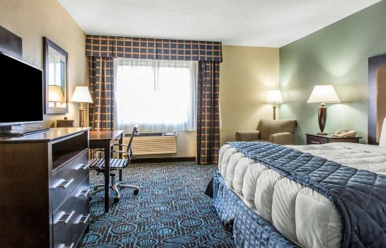 Suite Clarion Inn New London - Mystic