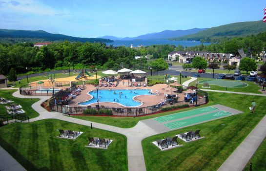 Zimmer Holiday Inn Resort LAKE GEORGE - WATER VIEW