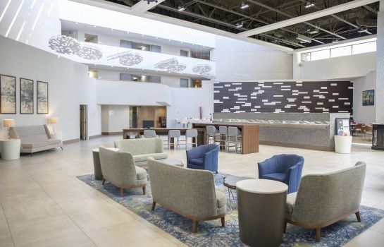 Hotelhalle Holiday Inn ORLANDO-INTERNATIONAL AIRPORT