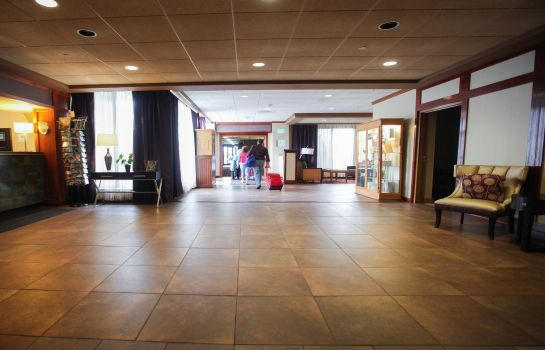 Hotelhalle Holiday Inn RUTLAND-KILLINGTON AREA