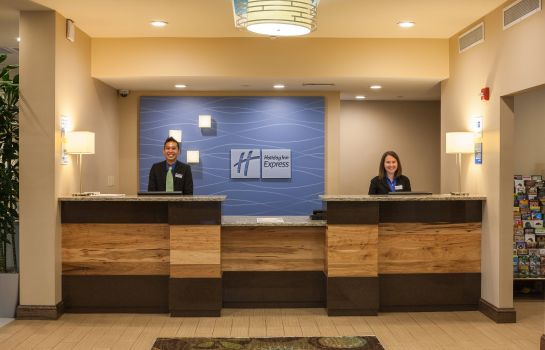 Hotelhalle Holiday Inn Express CHARLESTON DWTN - MEDICAL AREA