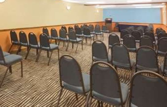Conference room HOWARD JOHNSON INN & SUITES CO