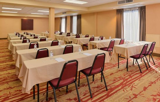 Tagungsraum Hampton Inn Albuquerque University-Midtown -UNM-
