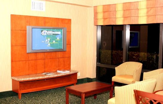 Hotelhalle Hampton Inn Naples-Central