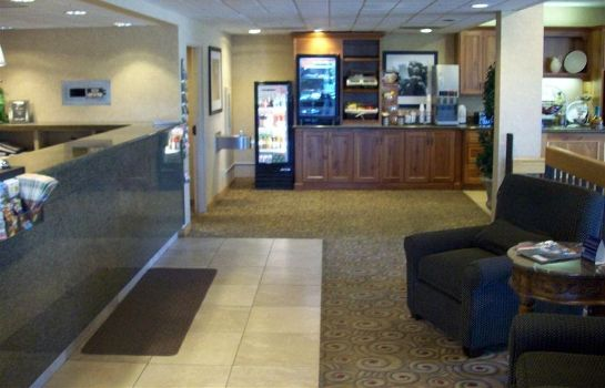 Recepcja Bend Inn & Suites