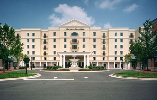 Buitenaanzicht Hampton Inn - Suites-Charlotte-SouthPark at Phillips Place