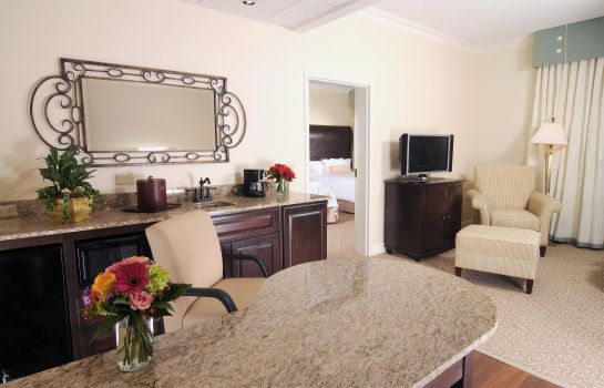 Suite Hampton Inn - Suites-Charlotte-SouthPark at Phillips Place