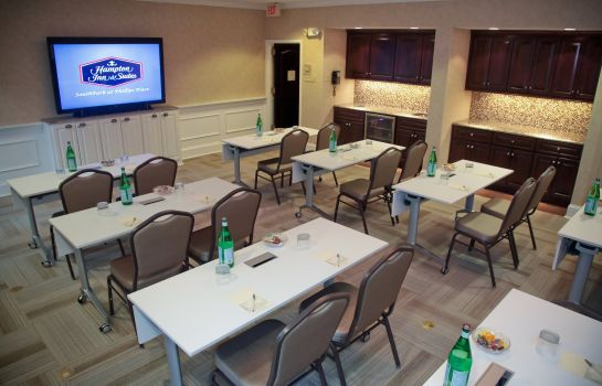 Congresruimte Hampton Inn - Suites-Charlotte-SouthPark at Phillips Place