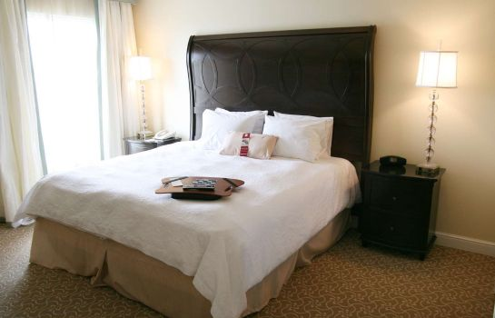 Kamers Hampton Inn - Suites-Charlotte-SouthPark at Phillips Place