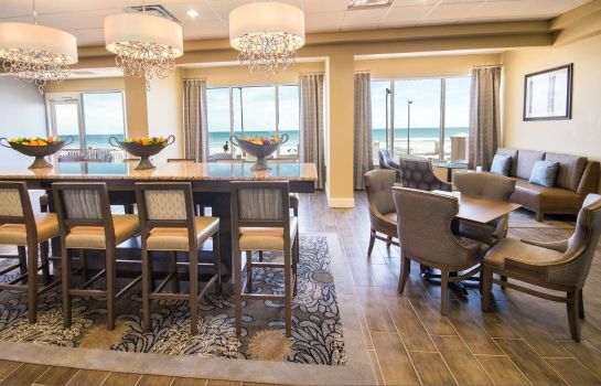 Restaurant Hampton Inn Daytona Shores-Oceanfront