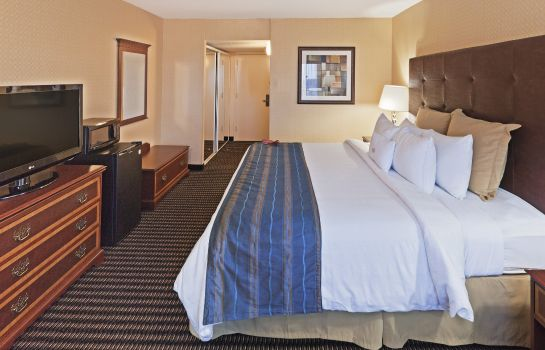 Room Crowne Plaza DALLAS DOWNTOWN
