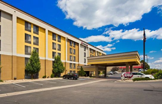 Außenansicht BEST WESTERN PLUS DENVER TECH