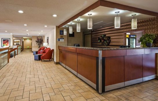 Hotelhalle BEST WESTERN PLUS DENVER TECH