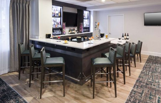Bar hotelowy Hampton Inn Ft Lauderdale-Downtown Las Olas Area FL