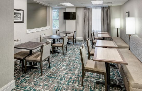 Restauracja Hampton Inn Ft Lauderdale-Downtown Las Olas Area FL