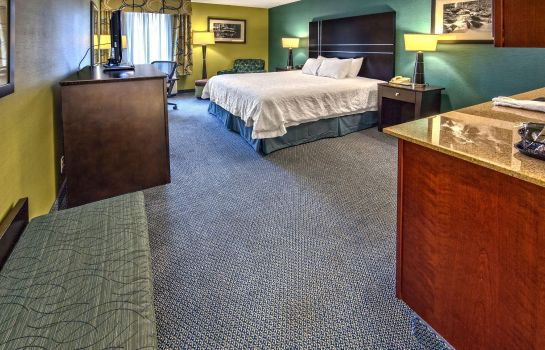 Pokój Hampton Inn Greensburg
