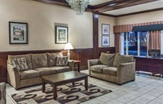 Hotelhalle Quality Inn New Orleans