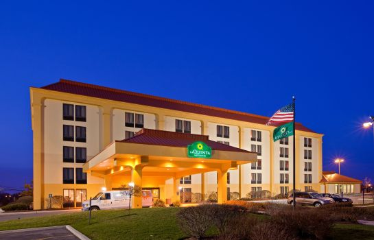 Außenansicht Holiday Inn Express ROCHESTER - UNIVERSITY AREA