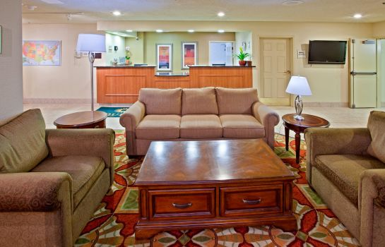 Hotelhalle Holiday Inn Express ROCHESTER - UNIVERSITY AREA