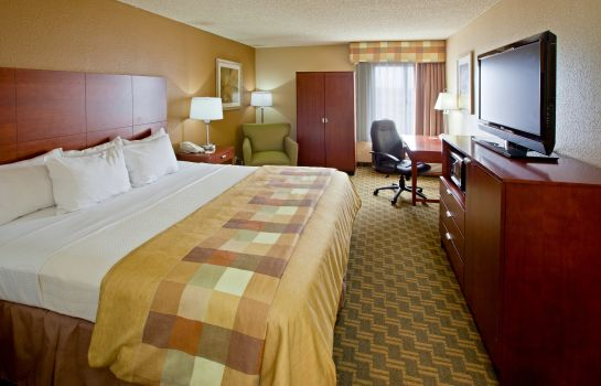 Zimmer Holiday Inn Express ROCHESTER - UNIVERSITY AREA