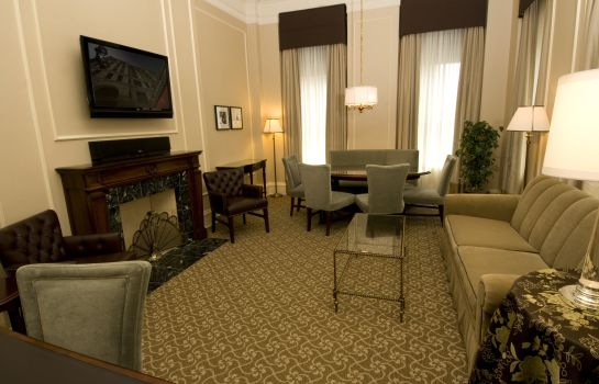 Suite The Pfister Hotel LVX