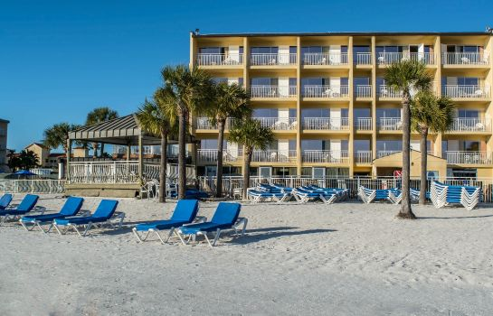 Außenansicht Quality Hotel Clearwater Beach Resort