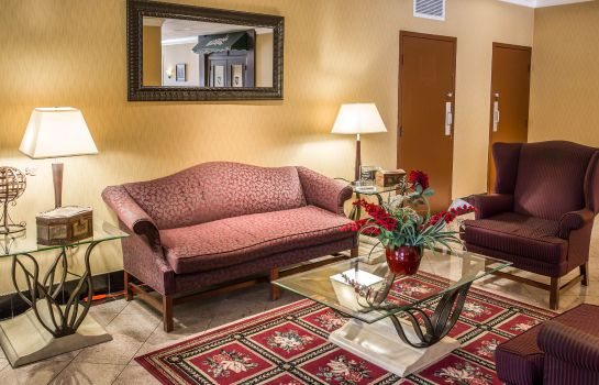 Hotelhalle Quality Inn Elizabeth City