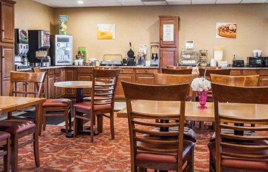 Restaurant Quality Inn Airport