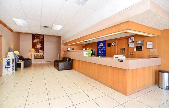 Hol hotelowy AMERICAS BEST VALUE INN