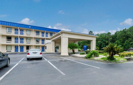 Vista esterna Motel 6 Savannah Airport - Pooler